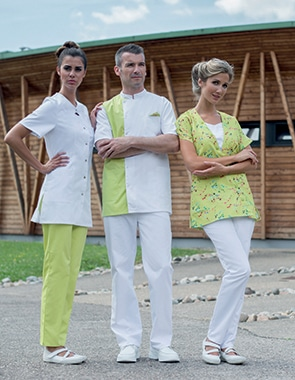 Vêtements et tunique professionnels