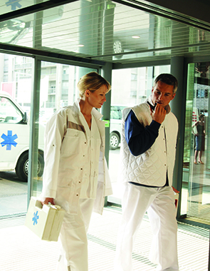 Vêtements professionnels pour le médical