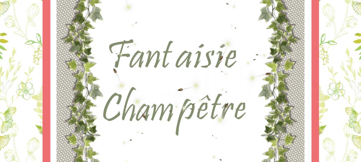 fantaisie champêtre logo